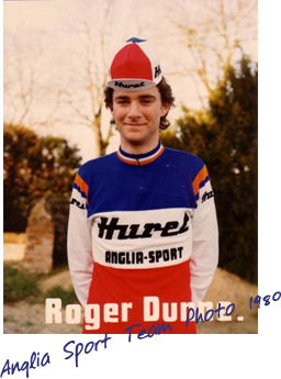Anglia Sport Team photo 1980